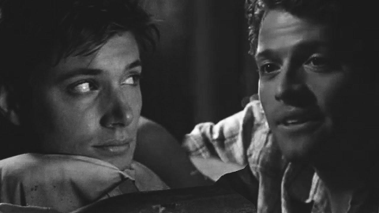 Dean and cas gif