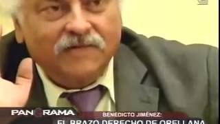 ¿Quién es Benedicto Jiménez el asesor del alcalde de Marcona Ivan Torres Obando?