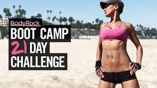 BodyRock Bootcamp I Workout 12 Bonus FREE !!