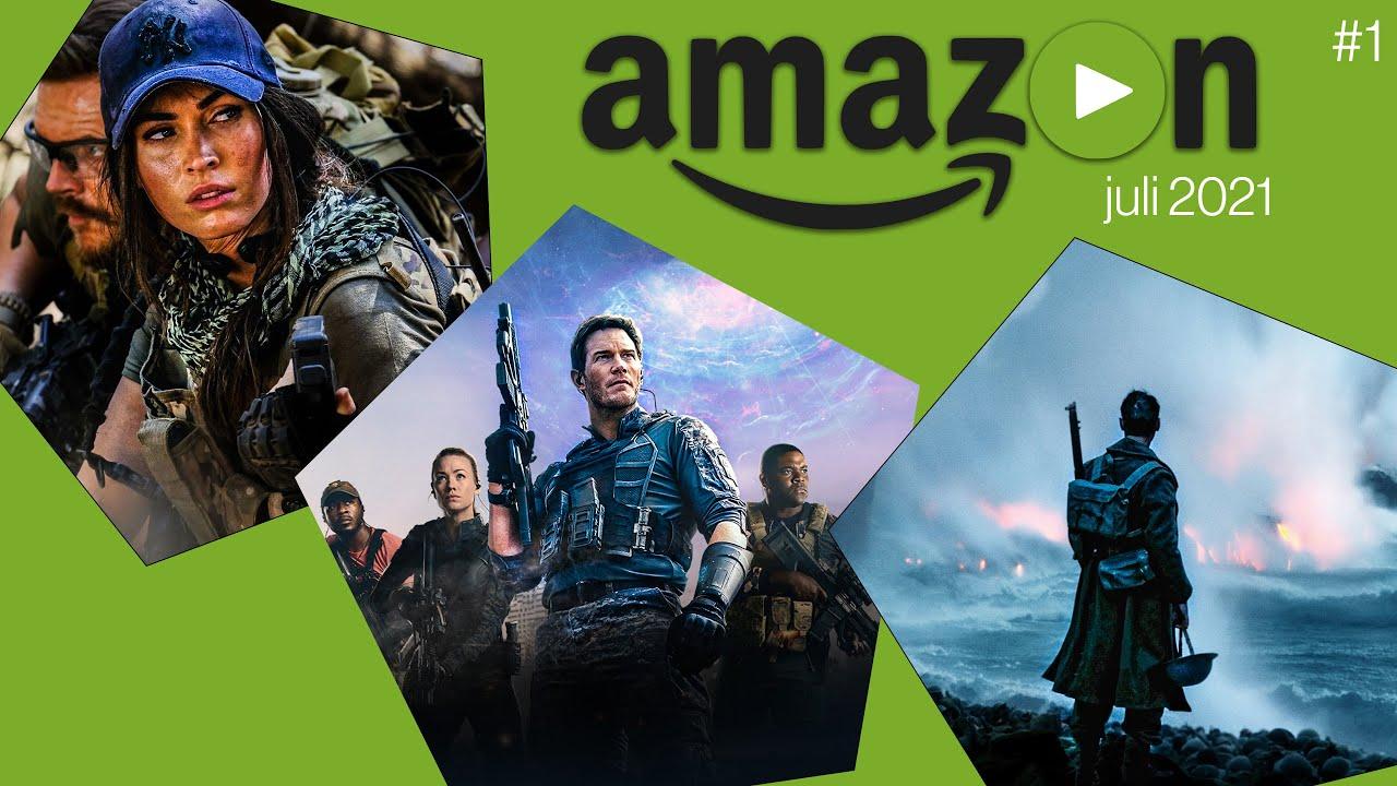 Download Neu auf Amazon Prime Video im Juli 2021 - Teil 1