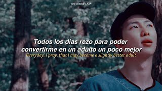 RM — ❝ Everythingoes❞. [Traducido al español y lyrics] #NAMJOONDAY