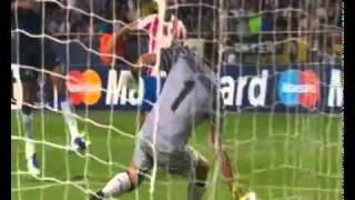 Inter 0 - 2 Atletico Madrid  Supercoppa Uefa 2010 Highlights