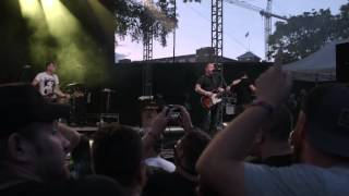 The Get Up Kids- Atlanta - Saturday August 8th, 2015 - Wrecking Ball