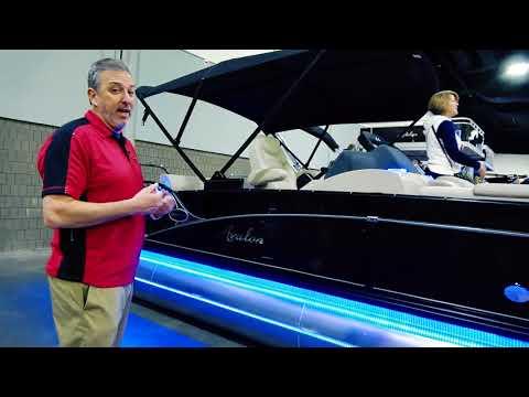2018 Pontoon Boat STRENGTH | Avalon Luxury Pontoons