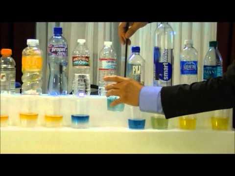 Kangen Water Demo Alkalinity PH Level