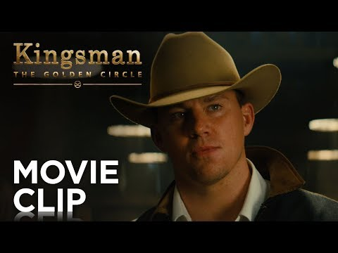 "Kingsman: The Golden Circle | ""That Dog Don't Hunt"" Clip 