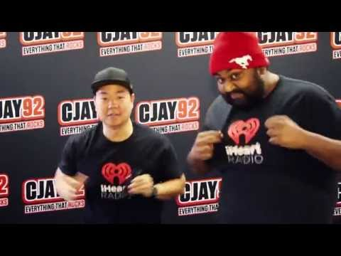 Dan Chen & LTrain Have The Brand New Way To Listen To CJAY 92