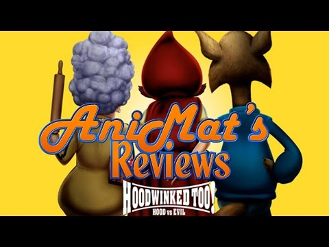 Hoodwinked Too! Hood vs Evil - AniMat