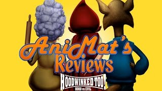 Hoodwinked Too! Hood vs Evil - AniMat