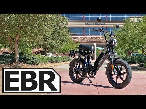 Juiced Bikes HyperScorpion Review - $3.2k Electric Utility Moped