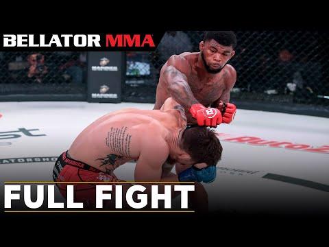 Full Fight   Joey Davis vs. Jeff Peterson - Bellator 229