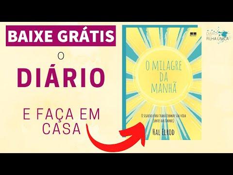 o-milagre-da-manhÃ- -o-livro-que-mudou-a-minha-vida!-+-diário-grÁtis-para-baixar