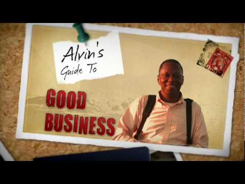 COMING SOON - Alvin's Guide To Good Business