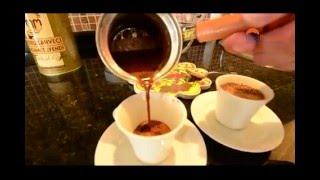 Как приготовить турецкий кофе(Турецкий кофе – напиток, без которого невозможно представить жизнь востока. Каждый, кто приезжал в Турцию..., 2016-04-15T14:05:02.000Z)