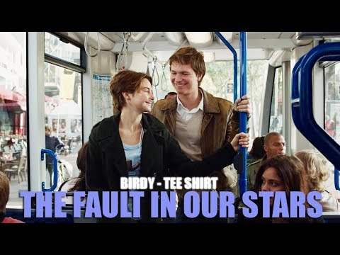 Birdy - Tee Shirt (Lyric video) • The Fault In Our Stars Soundtrack •