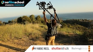 Cinema Devices' Innovative Antigravity Rig Takes Your Camera to New Heights
