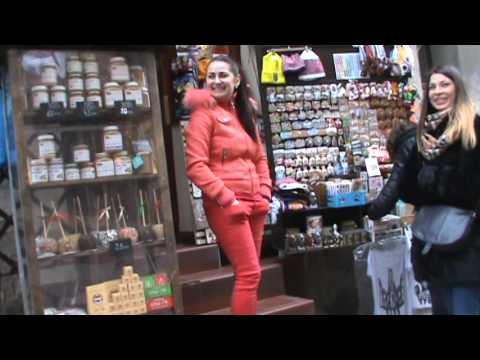 Window Shopping in Ukraine