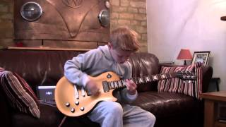 TOBY LEE Aged 10 - The Stumble Jam