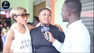 No More F!ght! Rosemond Brown & Xandy Kamel Become Friends On Live Interview