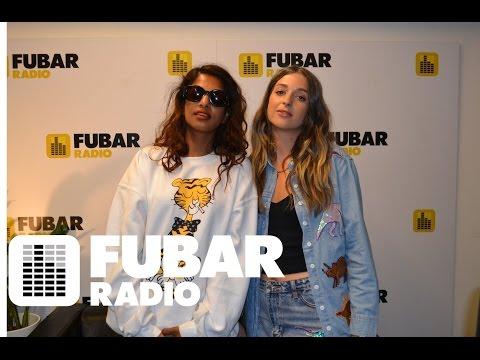 M.I.A. Live on FUBAR Radio