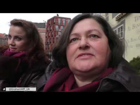 Nazism in the EU: Graham in Latvia, March 16, 2016