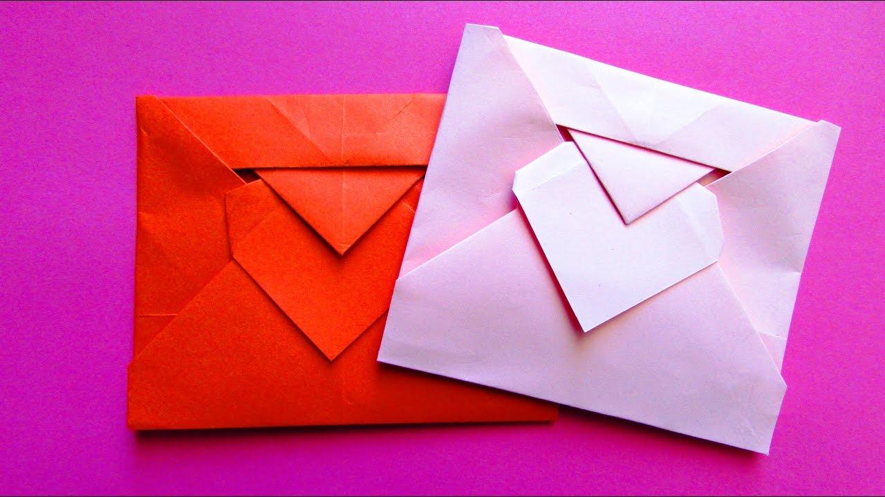enveloppe origami tutorial. Black Bedroom Furniture Sets. Home Design Ideas