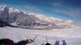 GoPro: Ski Tour Italia 2015 [Santa Caterina- Bormio]