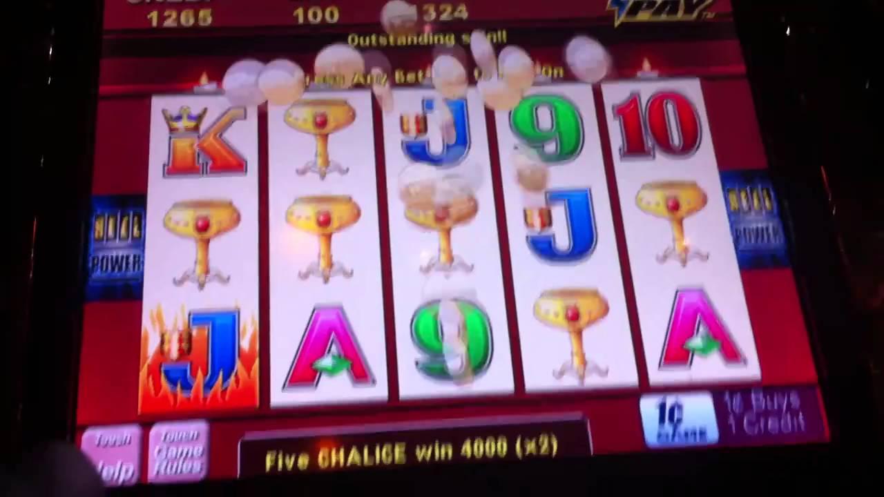 Aristocrat slots wicked winnings