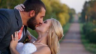 Emotional Twin Sister Wedding Speech Will Make You Cry! // Intimate backyard Barn Wedding in WI