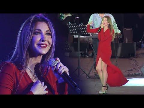 Nancy Ajram Beirut Holidays Concert 2018 نانسي عجرم حفلة أعياد بيروت