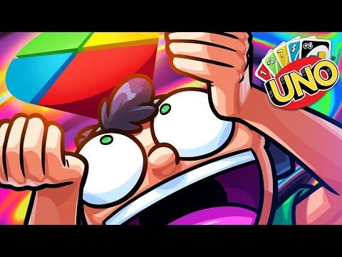 UNO Funny Moments - The Wheel of Destiny!!
