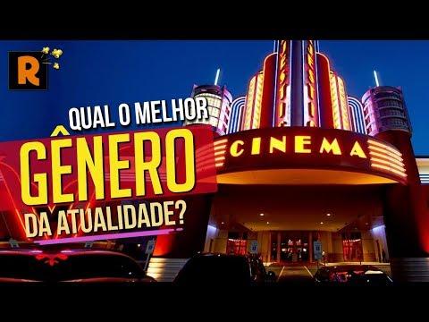 SUPER-HEROI É O MAIOR E MELHOR GÊNERO DE CINEMA DA ATUALIDADE?