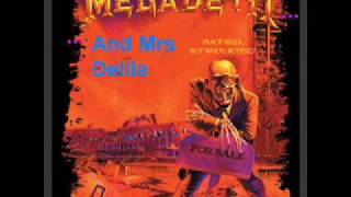 Megadeth - Peace sells... by Mrs Delila