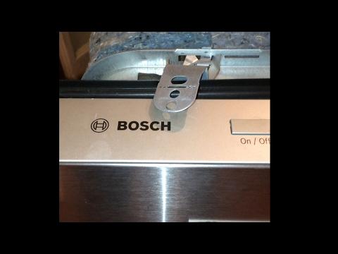 Repeat Bosch Dishwasher E15 error code permanent fix by
