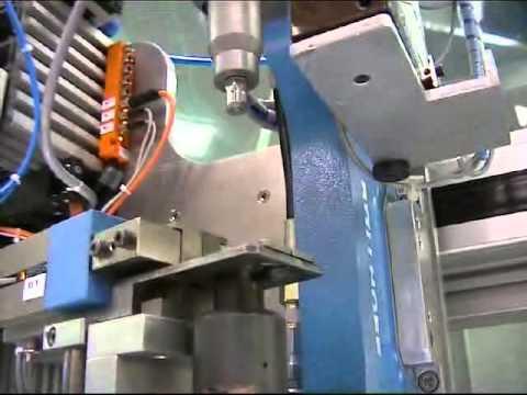 Rivkle & Rivnut Automation Machine