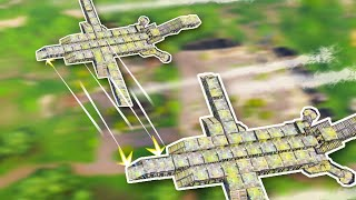 Mega FORTNITE FLUGZEUG Battle in der LUFT!
