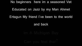 Never Met A MotherFucker Quite Like me-Kid Rock Lyrics