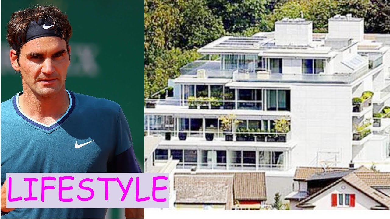 Roger Federer Home