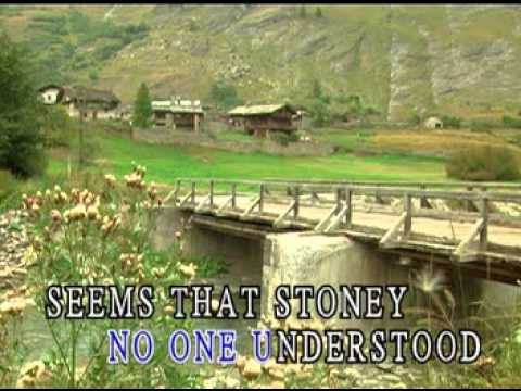 """Western Song """"Stoney"""""""