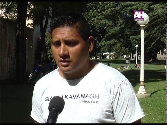MATIAS LARA   AGRUPACION NENE GONZALEZ   ULTIMA FECHA DEL CAMPEONATO EL LUNES 24 DE FEBRERO