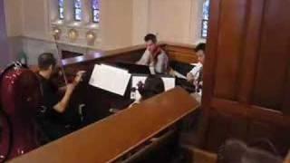 Mozart - Eine kleine Nachtmusik - live wedding performance