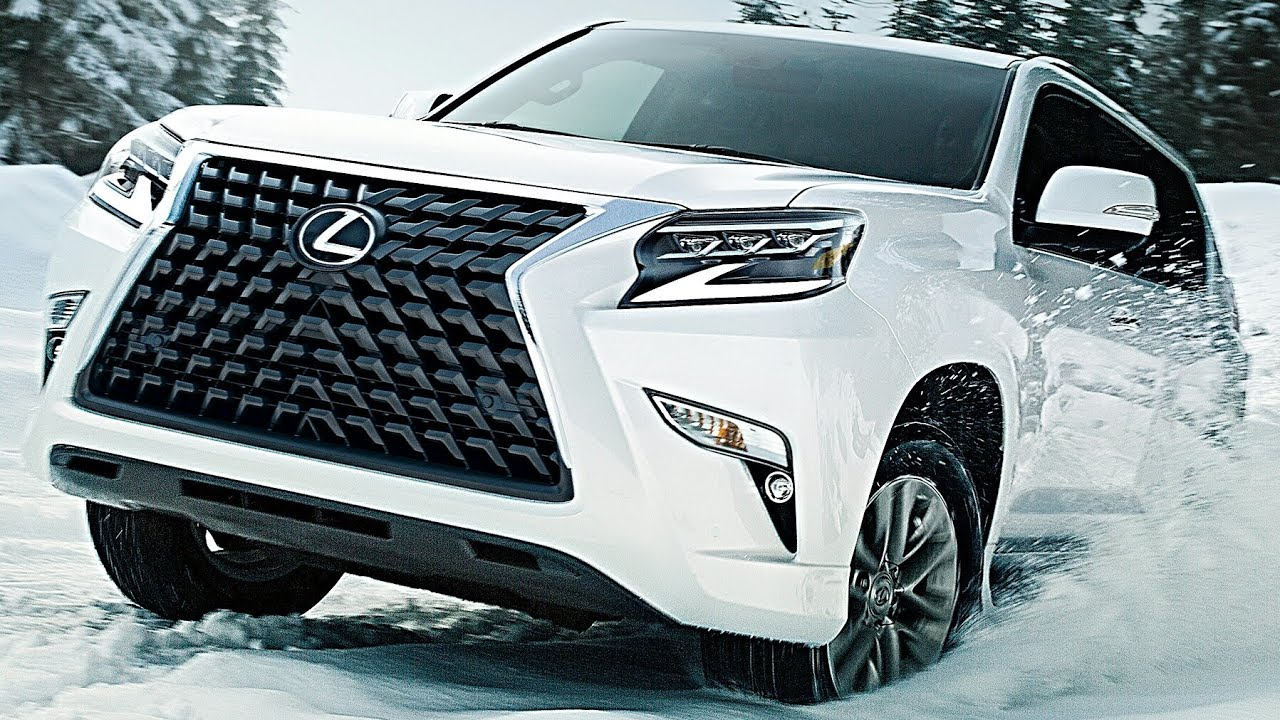2020 lexus gx 460  u2013 7 seater  luxury suv  reveal and first look