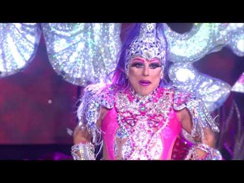Gala Drag Queen LPGC, Premio Pluma 2018 - Donde sucede el Carnaval