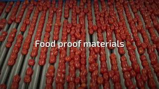 Koppert machines snack tomatoes packing lines