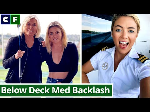 Download Fans Angry Seeing Captain Sandy & Malia White Return in Below Deck Med After Last Season Firing