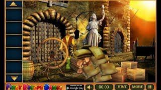 FEG Escape Game Medieval Palace 3 Walkthrough [FirstEscapeGames]