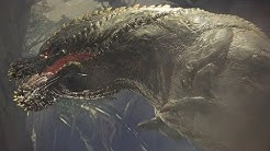 Monster Hunter World: Deviljho Boss Fight (Solo / Longsword)