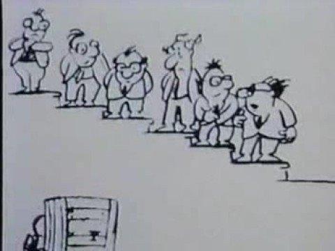Мультфильм контакты и конфликты