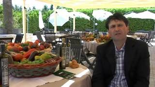"""Oleopuglia presso il ristorante """"Villa Leta"""" incontra l'Azienda Agricola Moccari"""