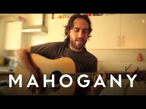 Beardyman - Where Does Your Mind Go (Acoustic) // Mahogany Session